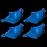 The Detail Guardz - Tire Guardz 4er Set Blau