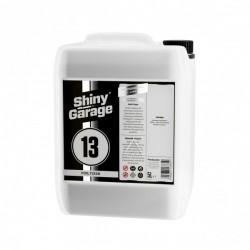 Shiny Garage Foil Fixer...