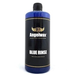 Angelwax Blue Rinse Drying...